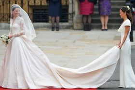 Royal Wedding - Wedding Guests And Party Make Their Way To Westminster Abbey / Bild: (c) Getty Images (Pascal Le Segretain)