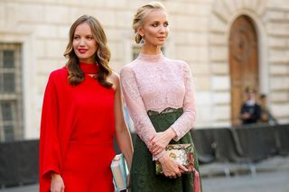 Tatiana Korsakova Attends Valentino Show In Rome / Bild: (c) Franco Origlia