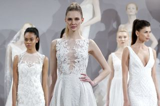 A Toast To Tony Ward: A Special Bridal Collection / Bild: (c) Getty Images (Brian Ach)