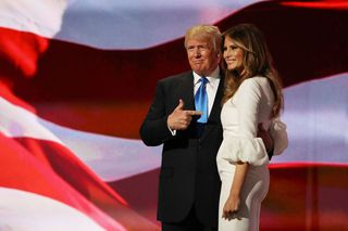 Republican National Convention: Day One / Bild: (c) Getty Images (Joe Raedle)