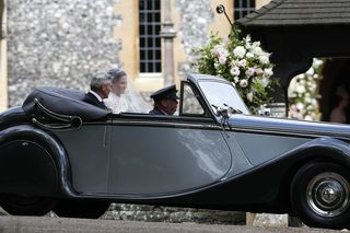 Wedding Of Pippa Middleton And James Matthews / Bild: (c) Getty Images (WPA Pool)
