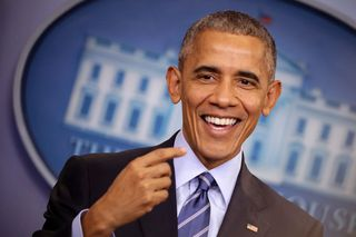President Obama Holds Year-End Press Conference At The White House / Bild: (c) Getty Images (Chip Somodevilla)